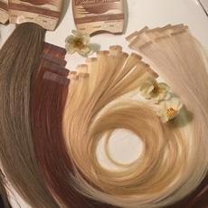 Курсы обучения ленточному наращиванию волос в Москве.
